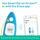 Kinsa Smart Ear Digital Thermometer with App Explainer