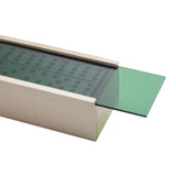 """El Woody"" Domino Set - Green"