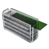 "Double 9 ""El Acere"" Domino Set - Green"