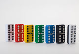 """El Woody"" Domino Set - Blue"