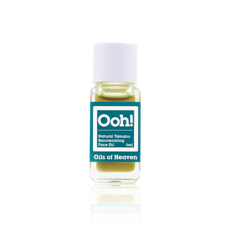 Natural Tamanu Rejuvenating Face Oil Sample 5ml