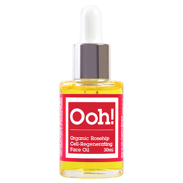 Organic Rosehip Cell-Regenerating Face Oil 30ml