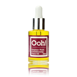 Organic Plum Conditioning Face Oil 30ml