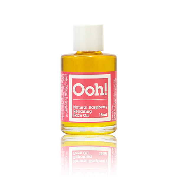 Natural Raspberry Repairing Face Oil 15ml