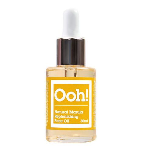 Natural Marula Replenishing Face Oil 30ml