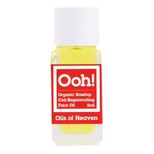 Organic Rosehip Cell-Regenerating Face Oil Sample 5ml