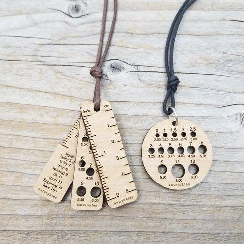 Katrinkles | Tiny Tool Necklace