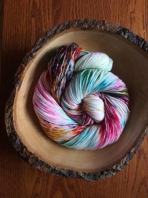 Spun Right Round | SW Sock 80/20
