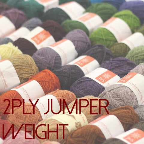 JAMIESON & SMITH | 2 Ply Jumper
