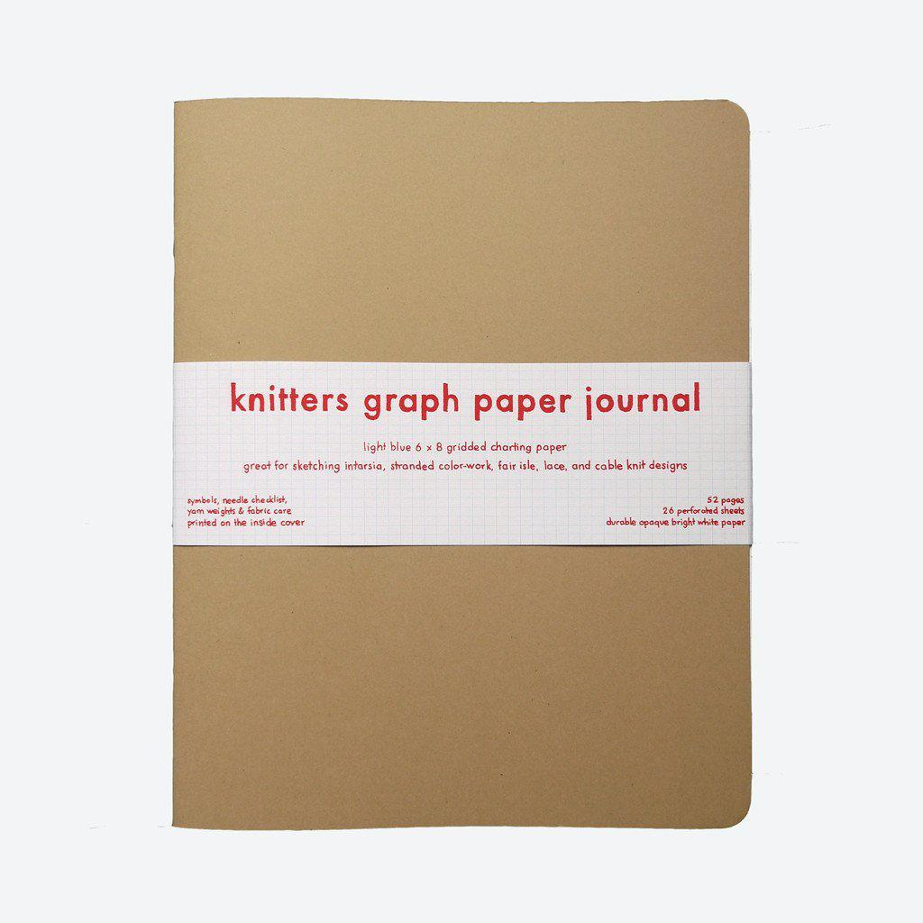 Rowan Morrison | Knitters Graph Paper Journal