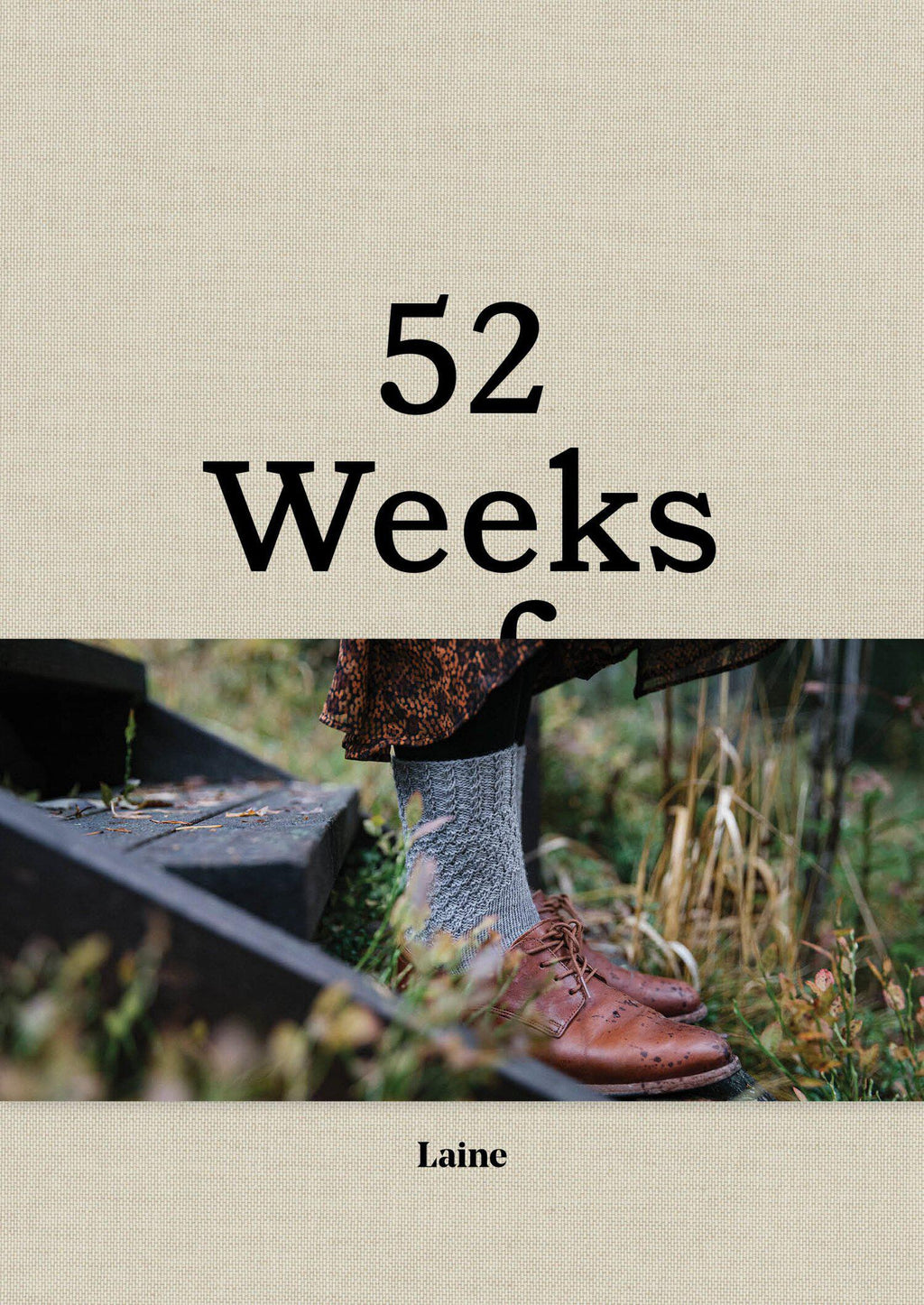Laine Magazine | 52 Weeks of Socks PRE-ORDER