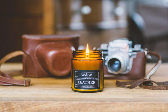 Wax & Wool Candles | Gentleman's Reserve