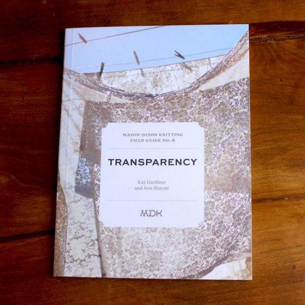 Field Guide | No. 6 Transparency