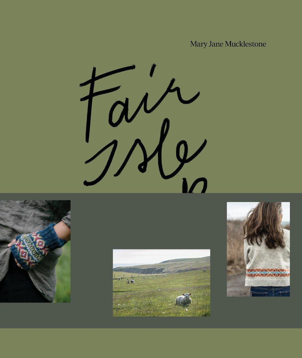 Fair Isle Weekend :: PRE-ORDER