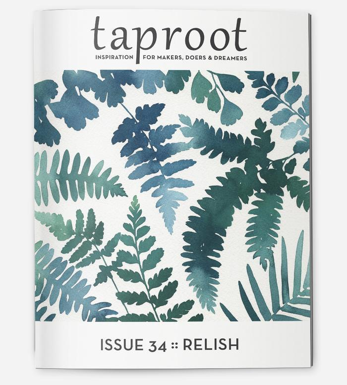 Taproot | Issue 34 :: RELISH