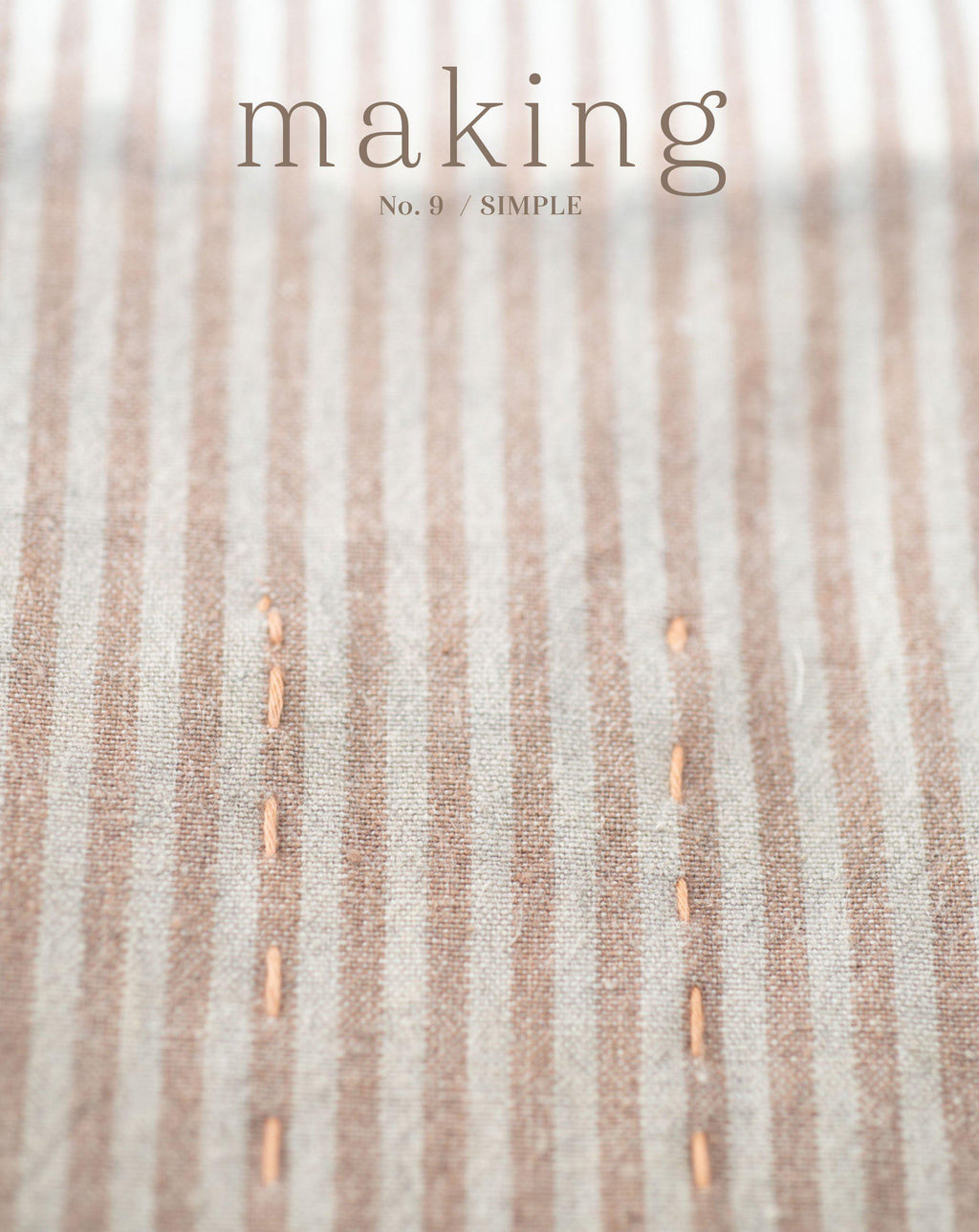 Making Magazine | No. 9 :: SIMPLE