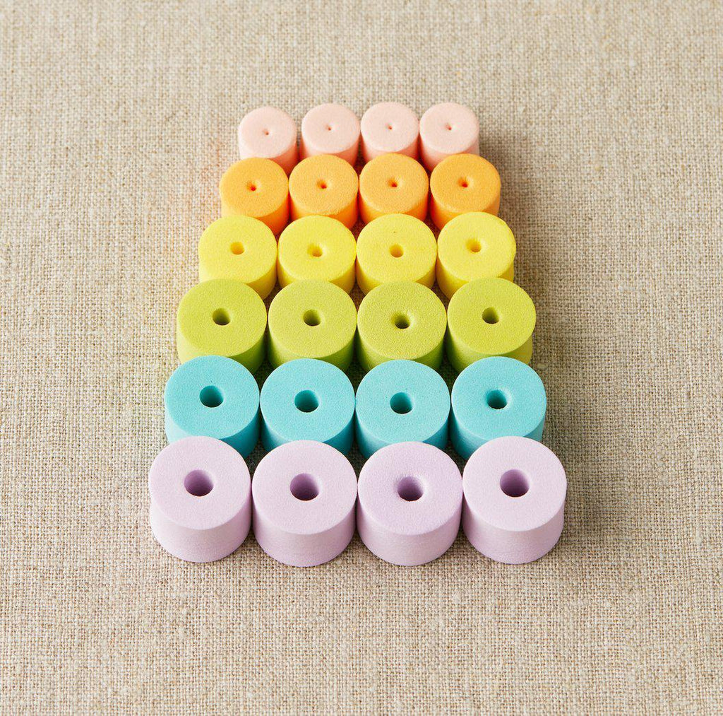 Cocoknits | Stitch Stoppers COLORFUL
