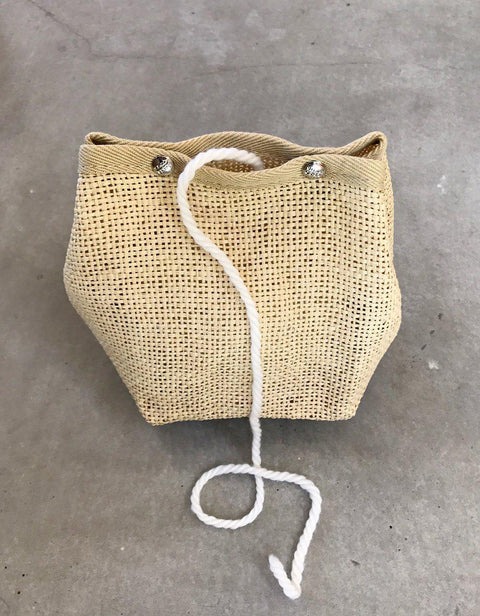 Cocoknits | Natural Mesh Bag