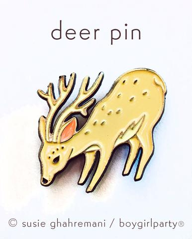boygirlparty Pins | Deer