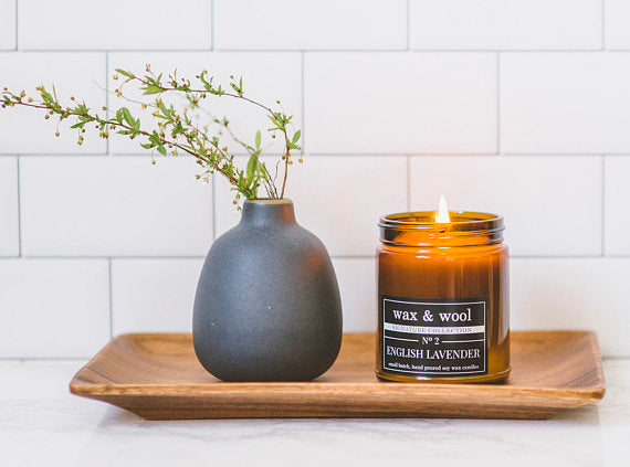 Wax & Wool Candles | Signature Collection