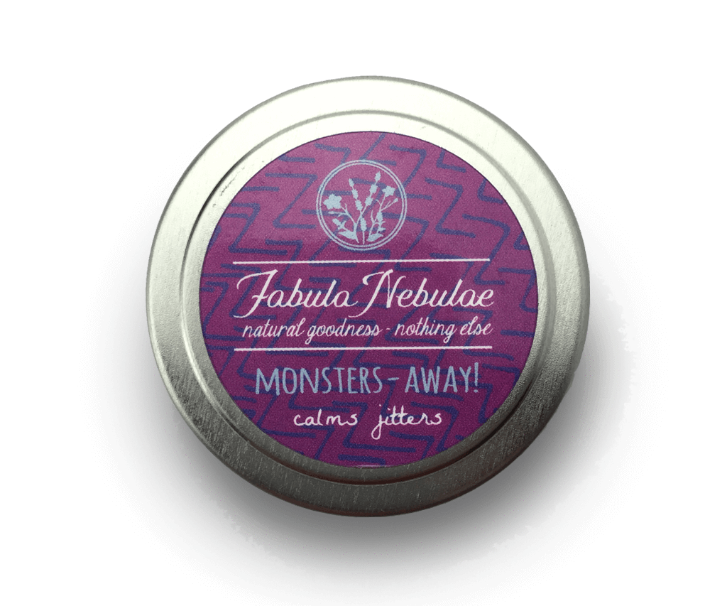 Fabula Nebulae | Aromatherapy Balm - Monsters Away!