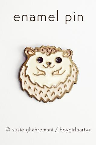 boygirlparty Pins | Hedgehog Ball