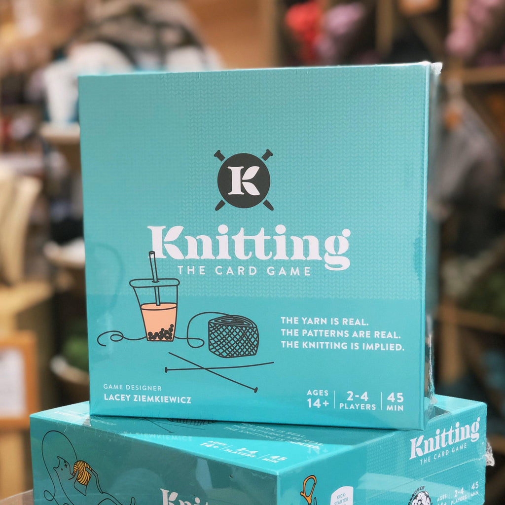 Knitting the Card Game
