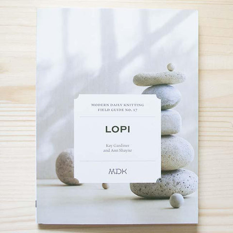 Field Guide | No. 17 LOPI