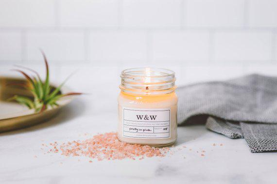 Wax & Wool Candles | Spring Collection