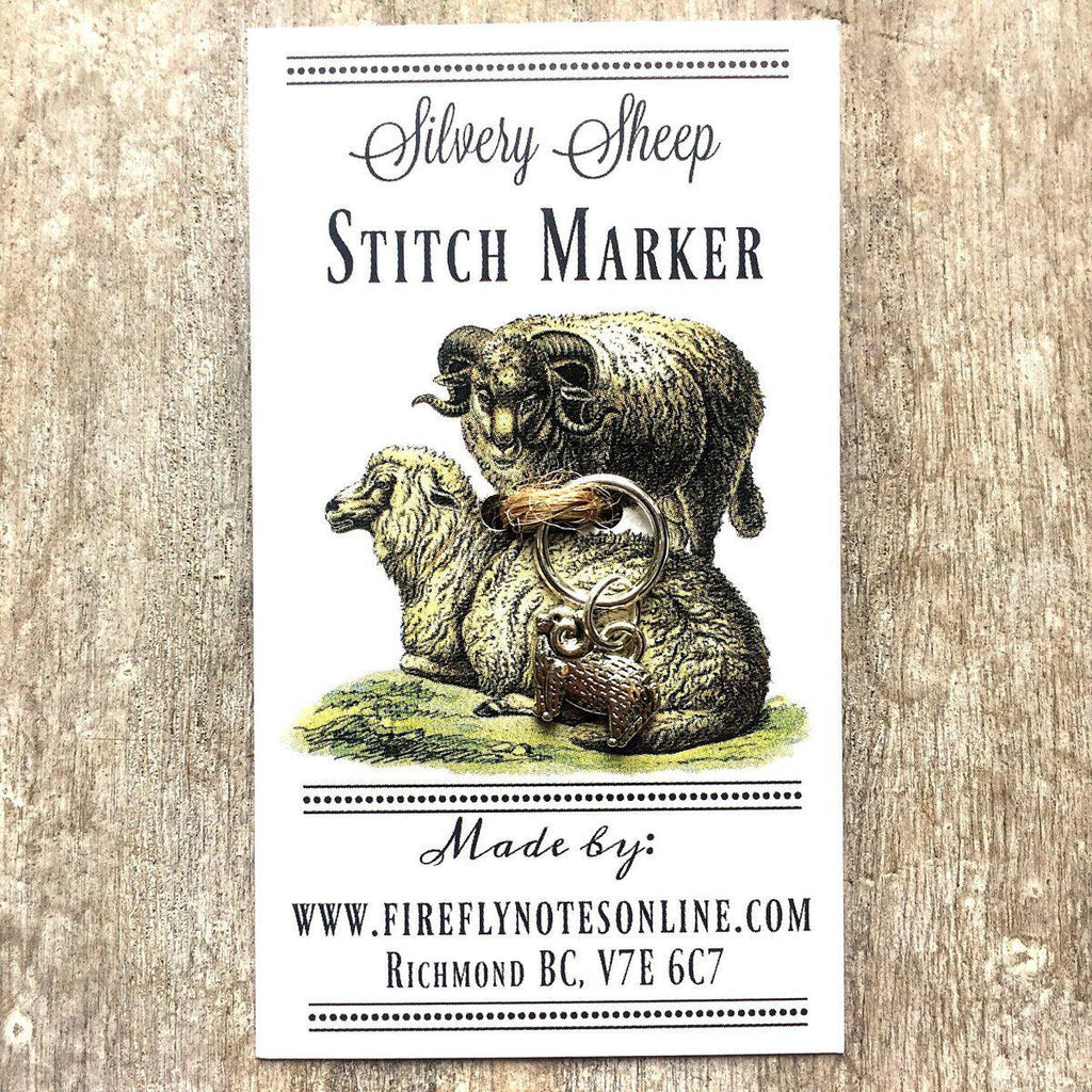 FIREFLY NOTES | Markers & Progress Keepers :: Silvery Sheep