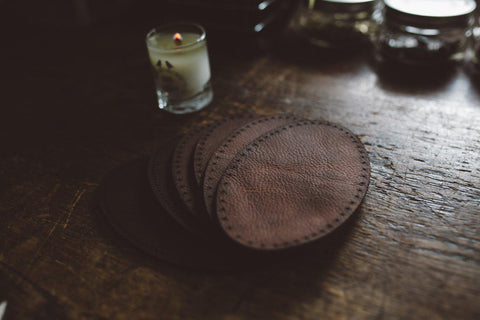 PURL & HANK | Leather Elbow Patches