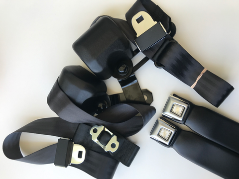 Classic Car Seatbelts