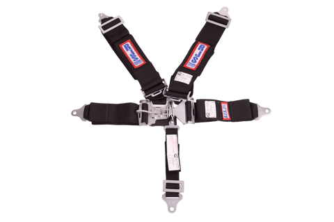 Latch & Link 5-Point Racing Restraint System - 23''; - MorrisClassic.com,