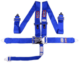 Latch & Link 5-Point Racing Restraint System - 38''; - MorrisClassic.com,