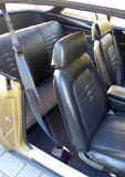 AU Compliant 1966-69 Corvair Front 3-Point Seat Belts; - MorrisClassic.com, australian classic car seat belts