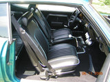 Buick Skylark Front 3-Point Seat Belts for Bucket Seats; - MorrisClassic.com, classic car seat belt
