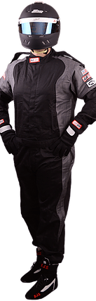 Circle Track & Road Course Suit 3.2 A/1 - 1 Pc.; Racing Equipment- MorrisClassic.com