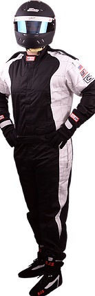 Circle Track & Road Course Suit 3.2 A/5 - 1 Pc.; Racing Equipment- MorrisClassic.com