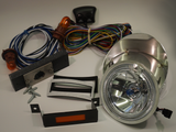 1969 Camaro Driving Lights & Grille Lights Bundle; - MorrisClassic.com, classic car lights