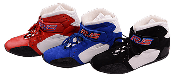 Elite Series Mid-Top Race Shoes; Racing Equipment- MorrisClassic.com