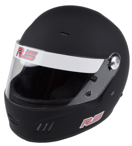 Elite RJS Pro Helmet - Full Face; Racing Equipment- MorrisClassic.com