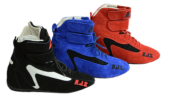 Hi-Top Race Shoes; - MorrisClassic.com,