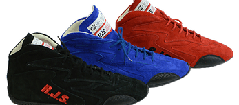 Mid-Top Race Shoes; - MorrisClassic.com, Racing Equipment