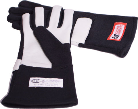 Nomex Racing Gloves - Double Layer; - MorrisClassic.com, Racing Equipment