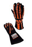 Skeleton Nomex Racing Gloves - Double Layer; - MorrisClassic.com, Racing Equipment