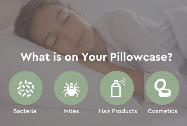 What is on your pillowcase?