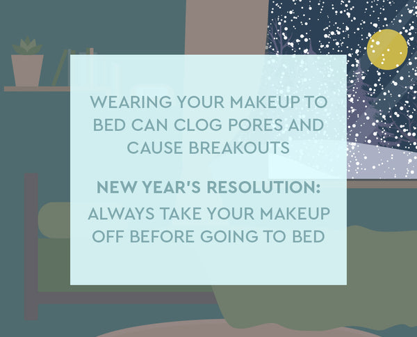 new year skin care
