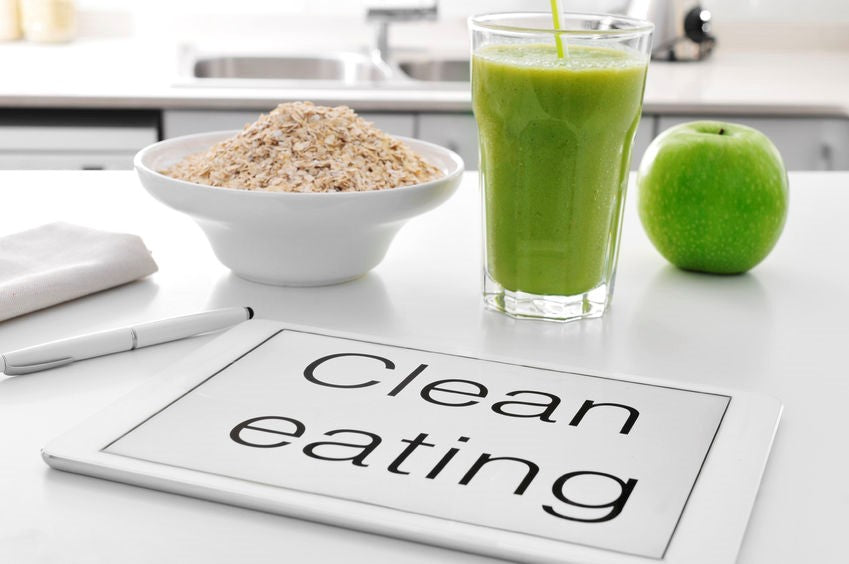 clean eating to prevent acne breakouts