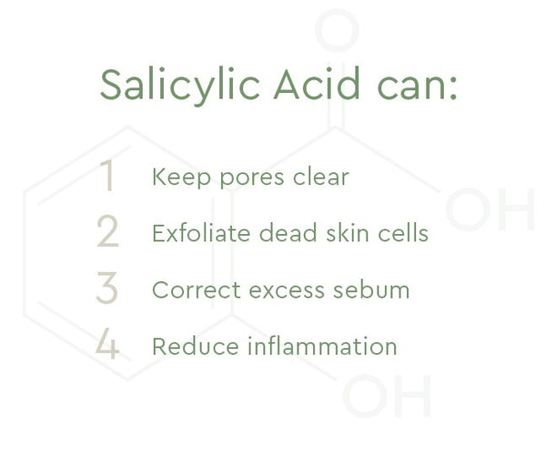 salicylic acid benefits