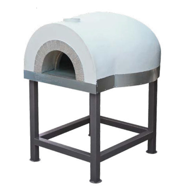 The Dome Residential Oven, with a white finish.